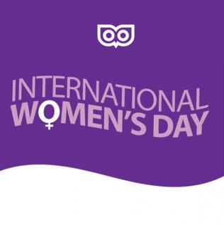 International Women's Day - Keren's IWD 2019 Challenge