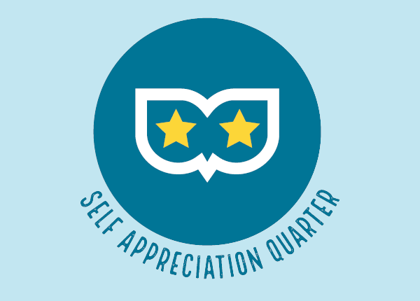 Self Appreciation Quarter