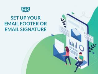 How to setup your email signature
