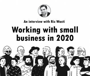 Working with small businesses in 2020