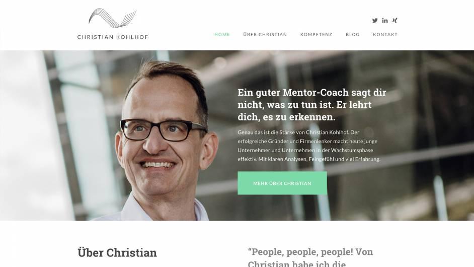 Christian Kohlhof