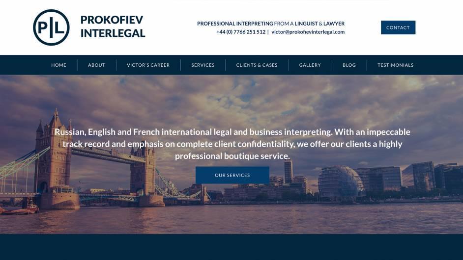 Prokofiev Interlegal