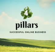 4 pillars of success for an online business