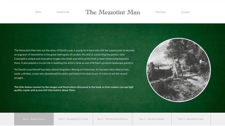The Mezzotint Man