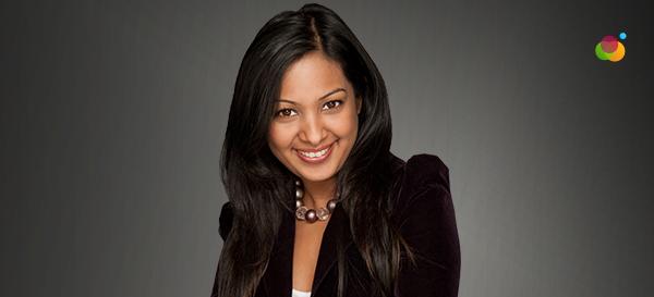 Darshana Shah - Founder LyncMeUp
