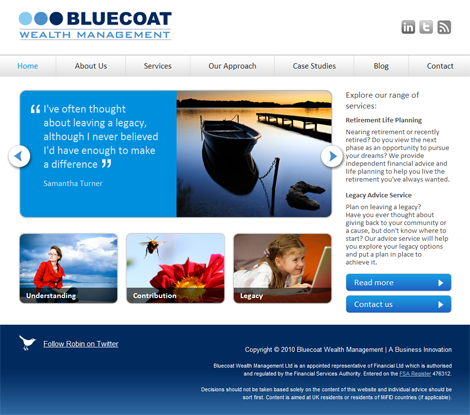 Bluecoat Wealth Management