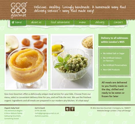Goo Goo Gourmet