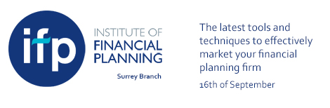 "Keren Lerner is speaking at the Surrey Institute of Financial Planning on ""The latest tools and techniques to effectively market your financial planning firm'"