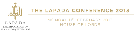 LAPADA Conference - Association of Art and Antiques Dealers