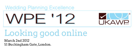 "Wedding Planner's Excellence 2012 - 2nd March 2012 - Keren Speaks about ""Looking Fantastic Online"""