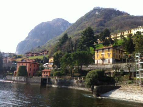 The Lake Como Wedding Planner - Amazing scenery