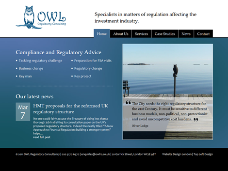 Owl Regulatory Consulting