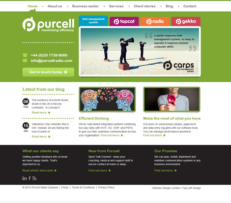 Purcell Radio Systems