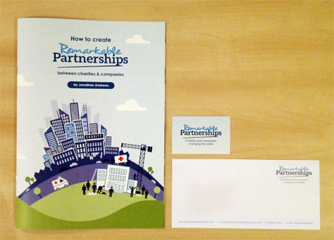 Remarkable Partnerships - Brochure and Card