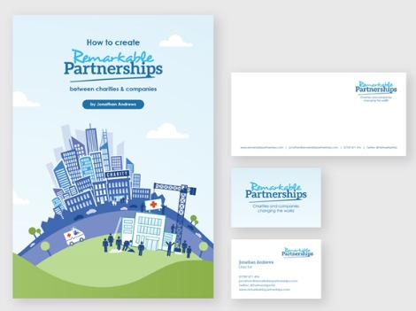 Remarkable Partnerships Stationary
