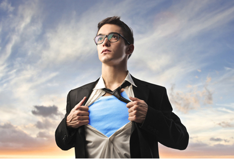 "The Unexpected of the Mystery Unknown - ""What do superheroes have in common with marketing?"""
