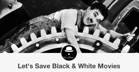 Let's Save Black & White Movies