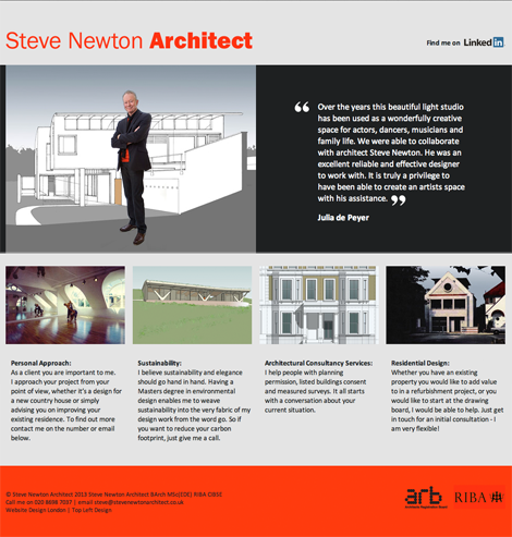 Steve Newton Architects
