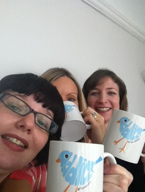 Twitter Addict Mugs
