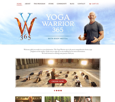 Yoga Warrior 365